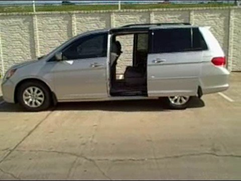 rusty wallis honda dallas 2008 honda odyssey ex l res bryan youtube. Black Bedroom Furniture Sets. Home Design Ideas