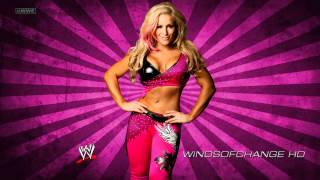 "WWE Natalya 3rd Theme Song ""New Foundation"" [HD & Download]"