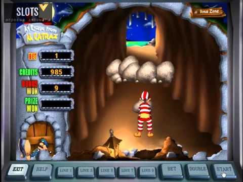 Видео Игровой автомат алькатрас онлайн бесплатно