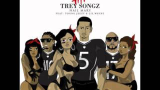 Trey Songz - Hail Mary ft. Young Jeezy & Lil Wayne (Official Audio)