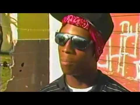 Crips and Bloods 80s interview