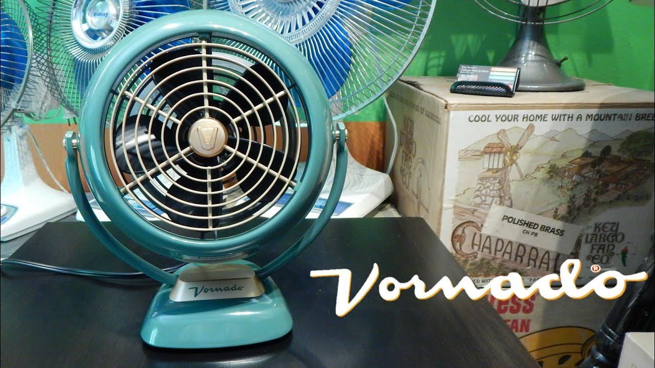 vornado vfan jr. air circulator - youtube
