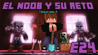 LA MANSION DEL BOSQUE! E24 El Noob y su Reto 4 - Luzu
