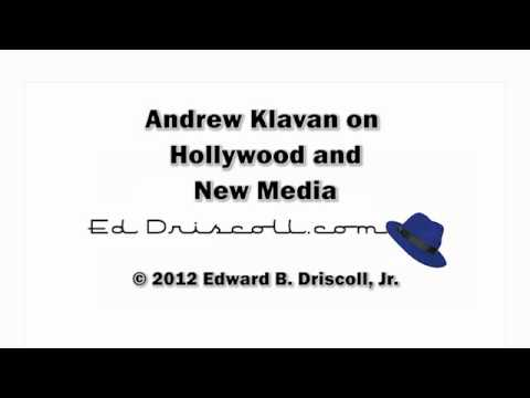 Audio Interview: Andrew Klavan: At the Corner of Hollywood and New Media