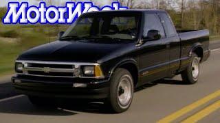 1994 Chevy S10 / GMC Sonoma | Retro Review