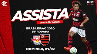RB Bragantino x Flamengo AO VIVO na Fla TV   Brasileirão 2020