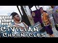 DOJ Civilian Chronicles #145 Gang Members Towing Cop Cars