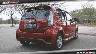 Test Drive Daihatsu New Sirion A/T - More Aggressive More Fun