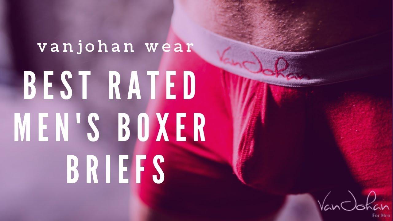 Best Rated Men s Boxer Briefs  26b6895bb9f9