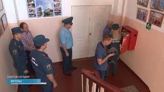 Общая боль образовательных учреждений региона – пожарный надзор