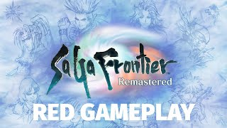 SaGa Frontier Remastered - Red Gameplay