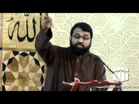 Recite in the name of your Lord! - Yasir Qadhi - Khutbah