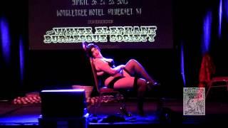 White Elephant Burlesque: Betsy Radical - Black Sheep