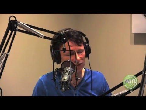 Steve Taylor at WJTL Studio B at LBC