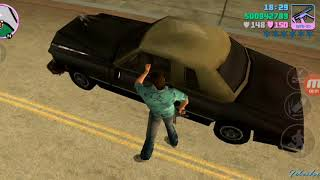 GTA Vice City (Android) 100% Walkthrough Part 51 / Car Showroom Asset