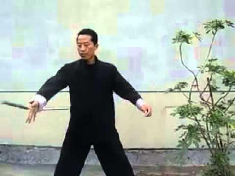 [2009] Võ sư Thung Hoa múa côn Inox nhị khúc tuyệt đỉnh