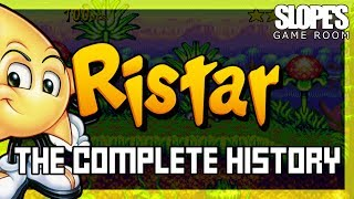 Ristar: The Complete History - SGR (feat. Guru Larry)