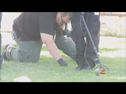 Tustin Police Investigate Body Of Man Found On Homeowner's Lawn