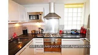 Still Life Liverpool Street Apartments