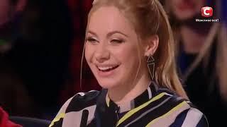 Поют песню DZIDZIO - Сама-сама на Україна має талант