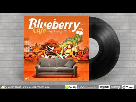 Deep Love - Marie Therese [Blueberry Cafe Vol.3], compiled by Marga Sol