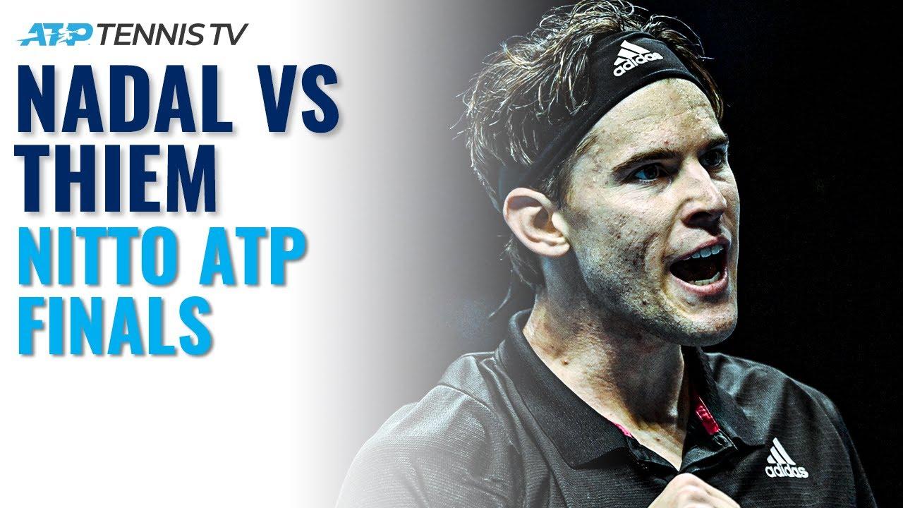 Rafael Nadal vs Dominic Thiem: Highlights & Interview | Nitto ATP Finals 2020