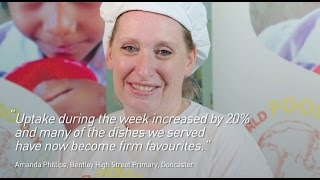 World Food Day celebration at Bentley High Street Primary, Doncaster | Unilever Food Solutions UK