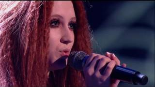 Janet Devlin's trick to treat us with - The X Factor 2011 Live Show 4 (Full Version)