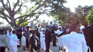 Homegoing Service of Bishop John N. Humes ~ Parade IV ~ BBB