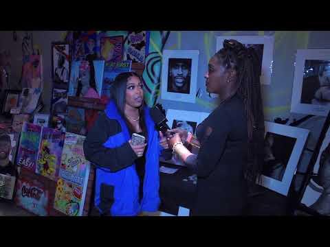 Trapxart 2017 Detroit So Club L.M. Coz Let's Create Art