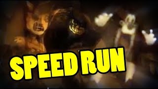 Bendy and the Ink Machine Chapter 3 Speedrun