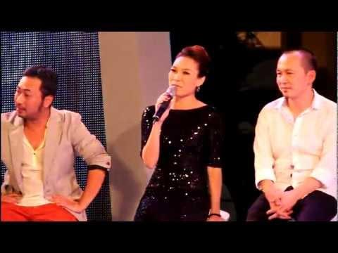 Giam khao Vietnam Idol 2012 | My Tam - Quang Dung - Quoc Trung |
