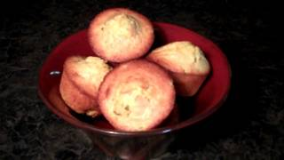 Jalapeno-cheese Corn Muffins