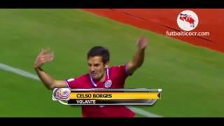 Goles Costa Rica Cuadrangular Concacaf Rumbo Rusia 2018
