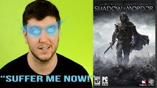 Shadow of Mordor - Game Review