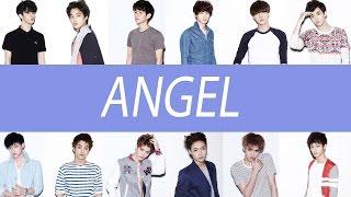 EXO - Angel (EASY Lyrics)