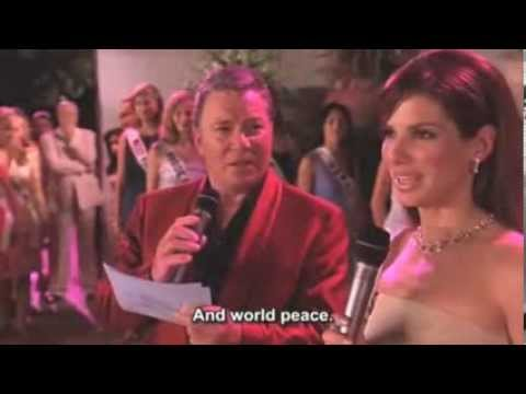 Miss Congeniality World Peace Youtube