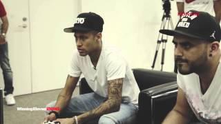 PES 2016 - Neymar Jr. playing against Adam Bhatti (JP)