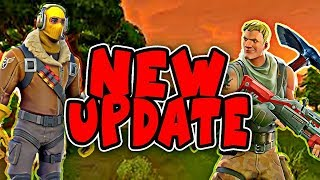 FORTNITE BATTLE ROYALE~ FORTNITE NEW CITY~ GETTING BEST LOOT~INSANE FORTNITE UPDATE