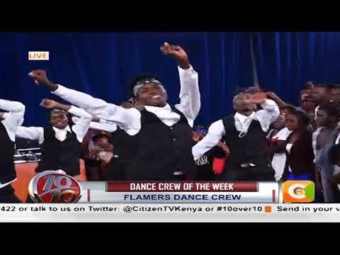 [Performing ] Dance Crew  of the week , Flamers Dance crew