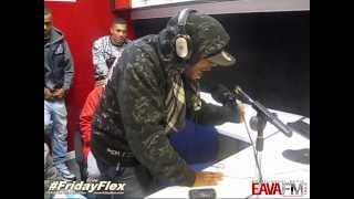 "Mr Blazer on ""So Sincere"" #THROWDOWN on Friday Flex at EAVA FM"