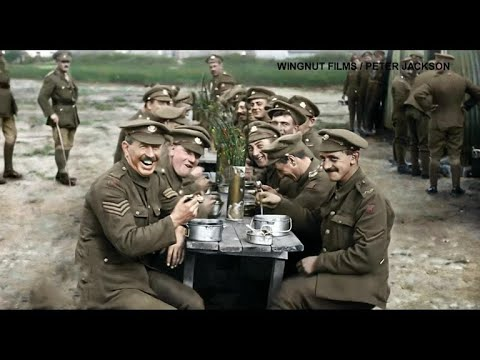 "Peter Jackson, ""Lord of the Rings"" director, releases WWI documentary"