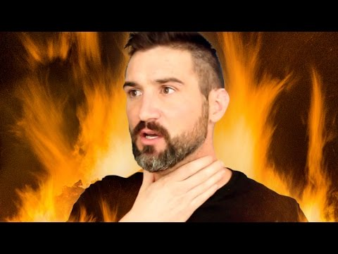 PAST LIFE REGRESSION - BURNED AT THE STAKE