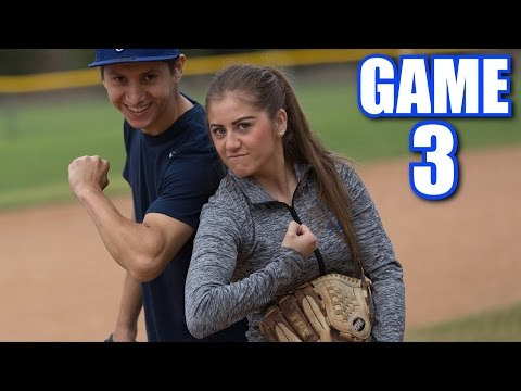 SERIOUS BUSINESS! | On-Season Softball Series | Game 3