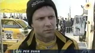 Rally VM 1999 Deltävling 2 Svenska Rallyt andra etappen