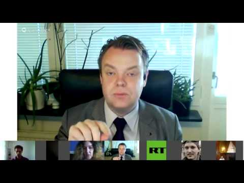 Hangout with Pirate Party Founder Rick Falkvinge Recorded Live 27 Sept 2013