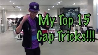 15 Awesome Tricks You Can Do With Your Cap