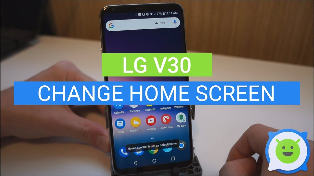 LG V30: How to change keyboard - LG V30 | Android Forums