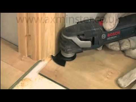 Bosch GOP300 SCE Multi-Cutter with 48 Accessories and L-Boxx