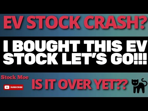 EV STOCK MARKET CRASH With NIO STOCK PRICE PREDICTION With BEST STOCKS TO BUY NOW FOR 2021